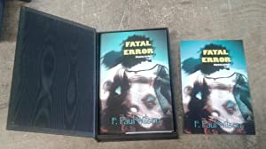 Fatal Error (SIGNED Lettered Edition) N of 26 Copies