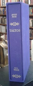 Taltos (SIGNED Limited Edition) #135 of 500 Copies Lives of the Mayfair Witches