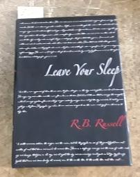 Leave Your Sleep (SIGNED Limited Edition) Copy