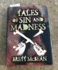 Tales of Sin and Madness (Limited Edition SIGNED) #16 of 86