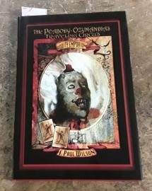 The Peabody-Ozymandias Traveling Circus & Oddity Emporium (SIGNED Limited Edition)
