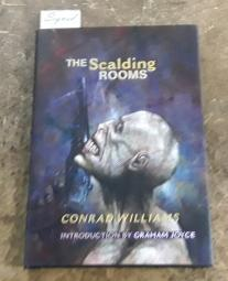The Scalding Rooms (SIGNED Limited Edition) Copy