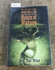 The Not Quite Right Reverend Cletus J Diggs and the Currently Accepted Habits of Nature (SIGNED L...