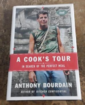 A Cook's Tour (SIGNED First Edition) In Search of the Perfect Meal