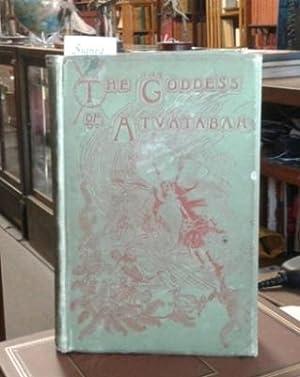 The Goddess of Atvatabar (SIGNED First Edition): Bradshaw, William R.