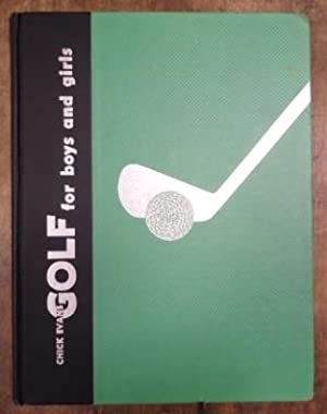 Golf for Boys and Girls SIGNED Copy