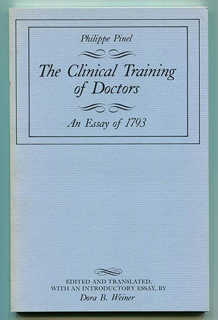 The Clinical Training of Doctors: An Essay
