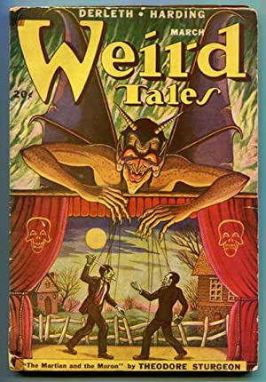 Weird Tales March 1949