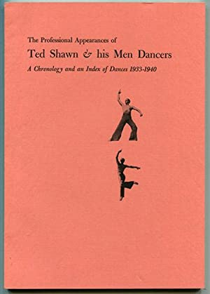 The Professional Appearances of Ted Shawn &: Schlundt, Christena L.