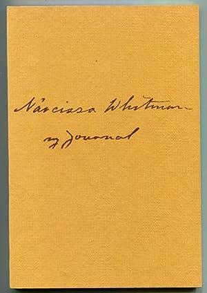 My Journal, Whitman, Narcissa