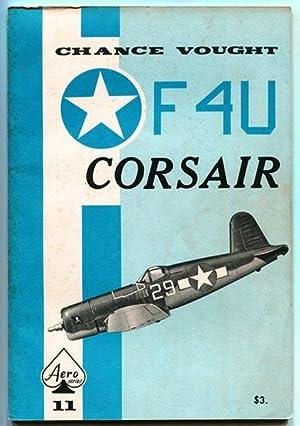 Chance Vought F4U Corsair (Aero Series 11): Maloney, Edward T.