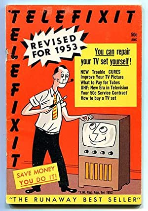 The TV Telefixit Book Endorsed by a: Kenneally, John P.