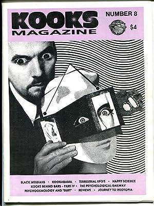 Kooks Magazine 8: Kossy, Donna (Editor)