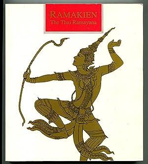 Ramakien: The Thai Ramayana: Thongthep, Meechai (Compiler)