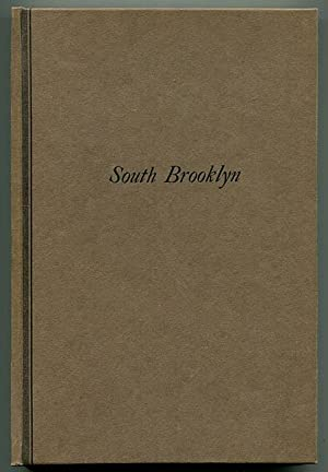 South Brooklyn: A brief history of that: James Ford Rhodes