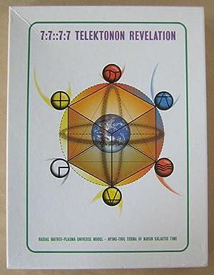 7:7::7:7 Telektonon Revelation: Radial Matrix-Plasma Universe Model Nying-Thig Terma of Mayan ...
