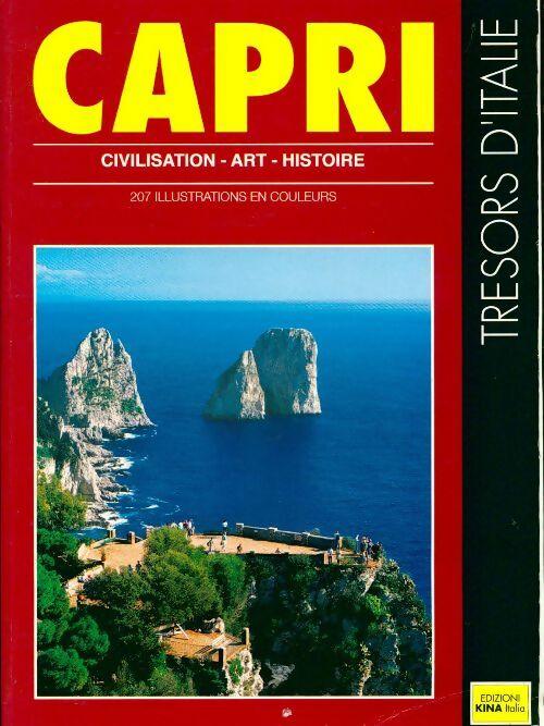 Capri. Civilisation, art, Histoire - XXX - XXX