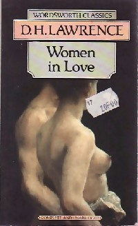 Women in love - D H Lawrence: D H Lawrence