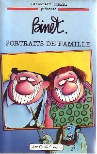 Portraits de famille - Binet: Binet