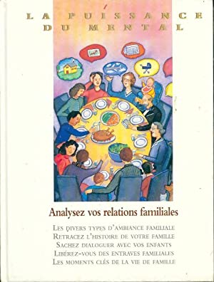 Analysez vos relations familiales - Collectif: Collectif