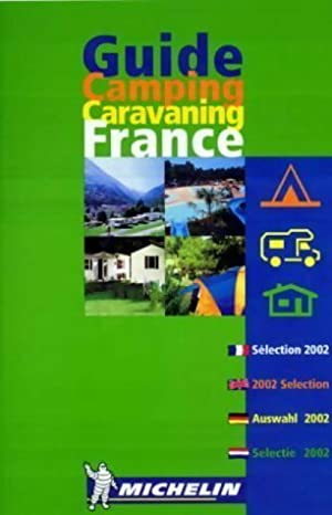 Guide camping et caravaning France 2002 - Collectif