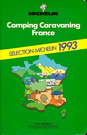 Camping caravaning France 1993 - Collectif