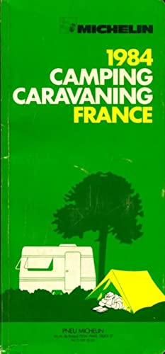 Camping caravanning France 1984 - Collectif