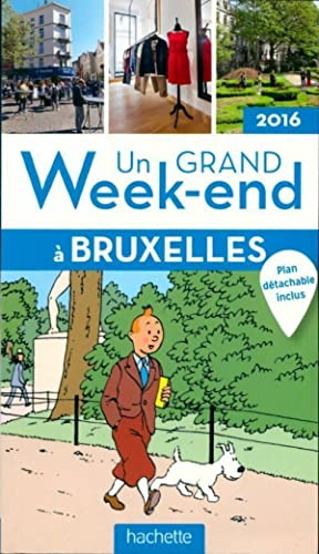 Un grand week-end à Bruxelles 2016 - Collectif