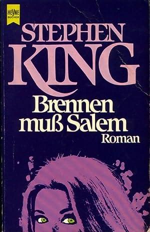 Breenen muss salem - Stephen King: Stephen King