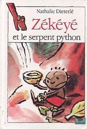 nathalie dieterle - zekeye serpent python - AbeBooks