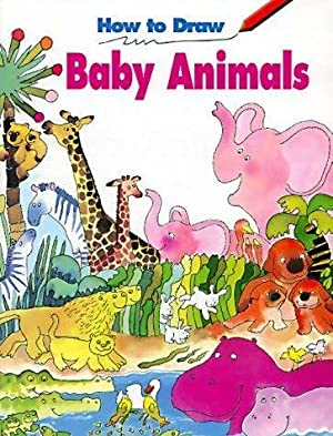 How to draw baby animals - Susan Sonkin