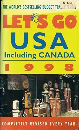 Let's go USA including Canada 1998 - Collectif