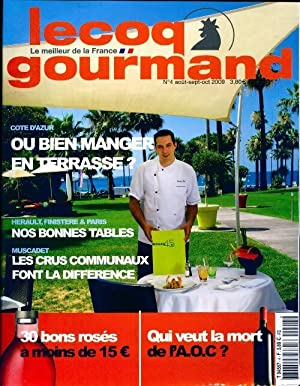 Lecoq gourmand n°4 - Collectif