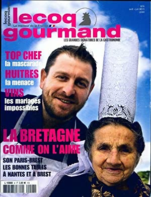 Lecoq gourmand n°6 - Collectif