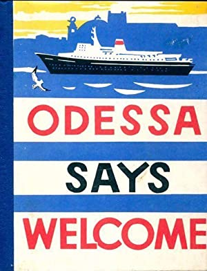 Odessa says welcome - Collectif