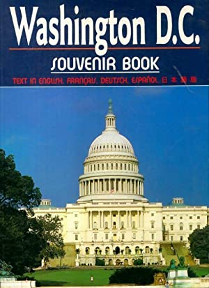 Washington DC souvenir book - Collectif