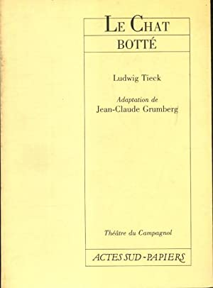 Le chat botté - Ludwig Tieck: Ludwig Tieck