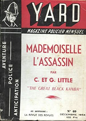 Yard n°69 : Mademoiselle l'assassin - Constance Little