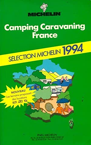 Camping caravaning France 1994 - Collectif