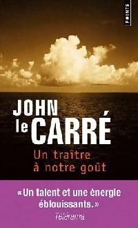 Un traître à notre goût - John: John Le Carré