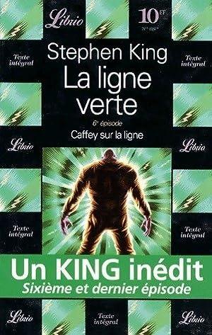 La ligne verte Tome VI : Caffey: Stephen King