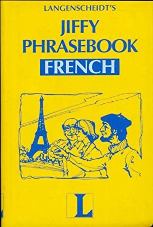 Jiffy phrasebook french - Collectif