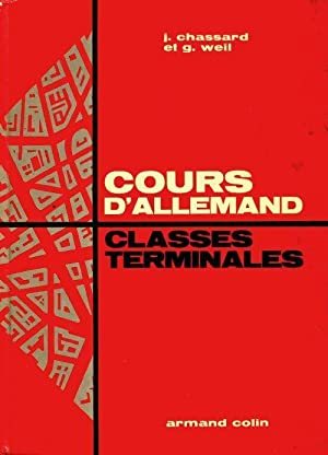 Cours d'allemand Terminales - Jean Chassard