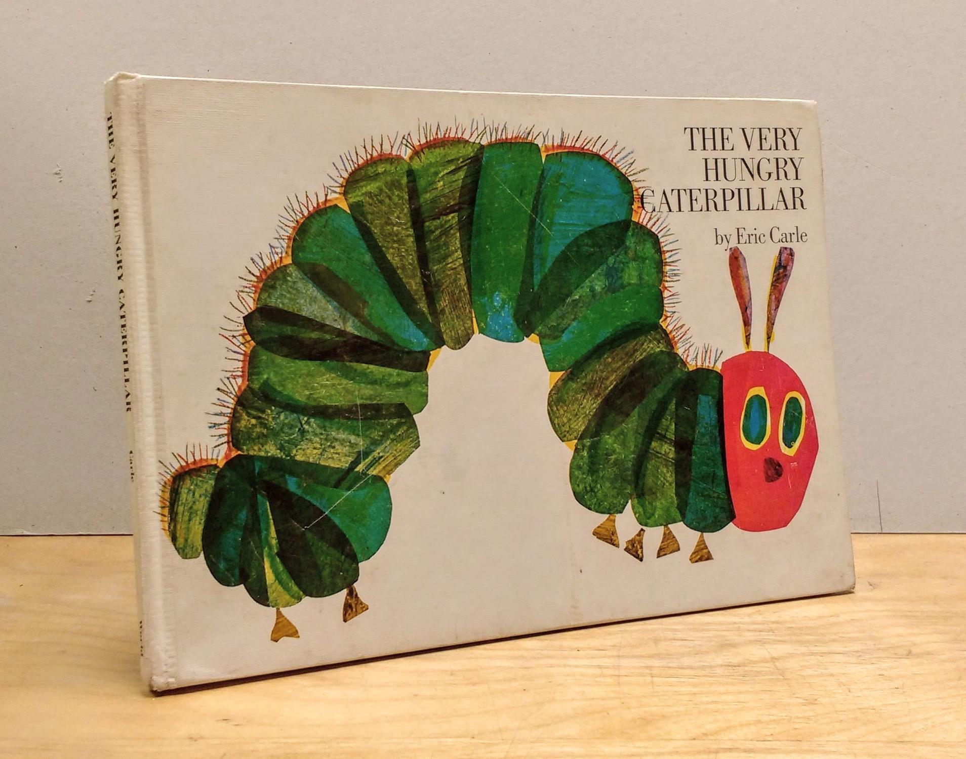 Hungry Caterpillar Book