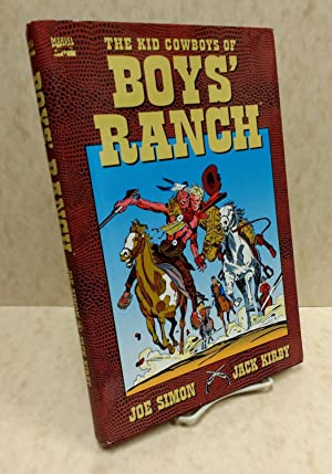 Kid Cowboys of Boys Ranch