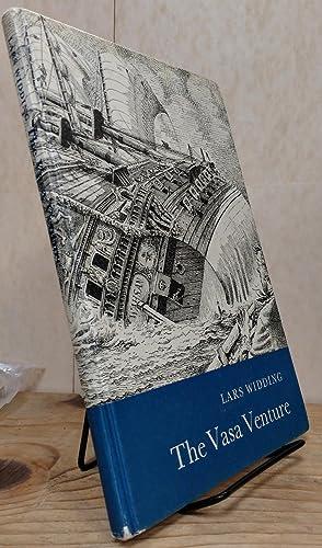 The Vasa Venture: Widding, Lars; Ohlsson, Sten [Design]; Gerne, Magnus [Illustrator]; Lannerback, ...