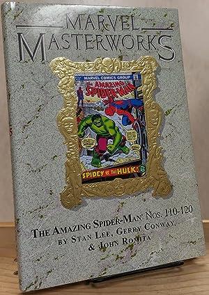 MARVEL MASTERWORKS AMAZING SPIDER-MAN HC VOL 12: Stan Lee &