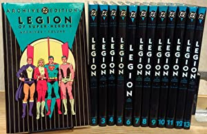 Legion of Super-Heroes Archive Editions [COMPLETE SET: Various