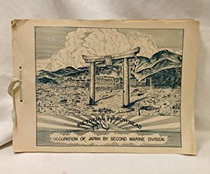 PICTORIAL ARROWHEAD: OCCUPATION OF JAPAN BY SECOND