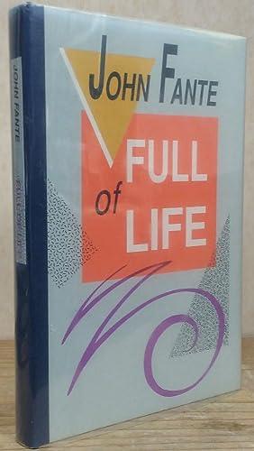 Full of Life: Fante, John